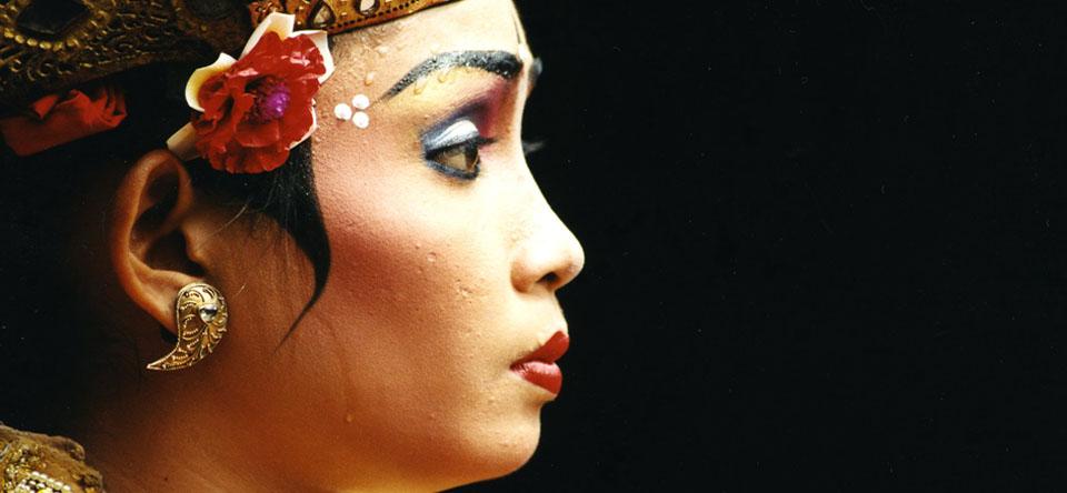 Tänzerin Bali