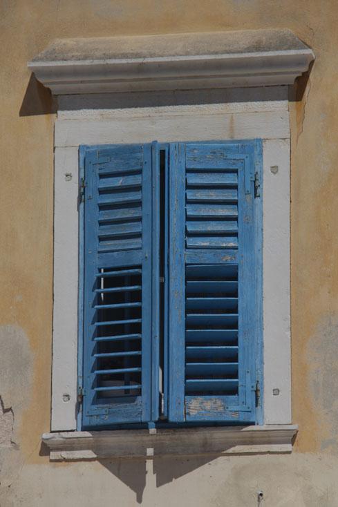 Fenster in der Hitze