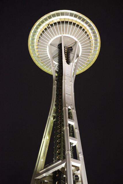 Seattle The Needle