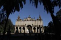 Dreieinigkeitskirche in Addis Abeba