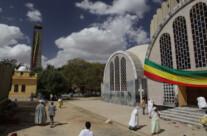 irgendwo hier in Axum soll die Bundeslade sein..