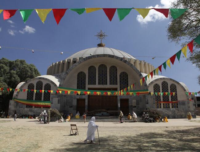 St. Maria von Zion in Axum