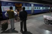 Indischer Bahnhof