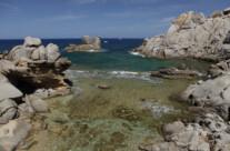Bucht am Capo Testa