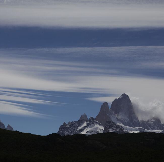 Cerro Torre und Fitz Roy