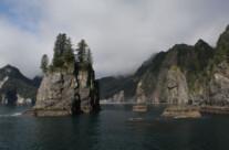 Fjord peaks