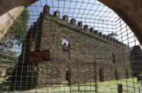 Löwenkäfig von Gondar