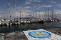 Seglerhafen von Horta, Faial