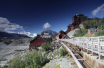 old Kennecott mine