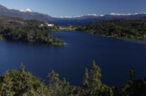 Lago Nahuel Huapi mit Hotel Llao Llao
