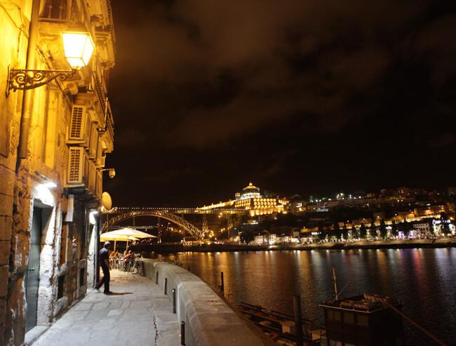Porto Nachtweg