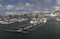 Hafen von Ponta Delgada, São Miguel