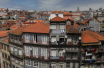 Altstadtwohnhaus in Porto