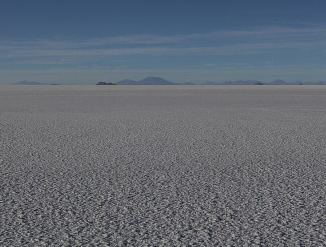 Salar de Uyuni 'Sand'