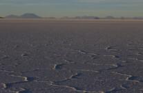 Salar de Uyuni 'mirage'