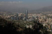modernes Santiago de Chile