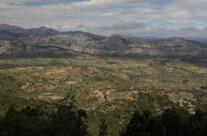 Blick ins Dorgali Tal