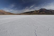 Salar de Uyuni, Tahua
