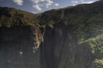 Jinbar Wasserfall