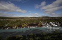 Lavawasserfall