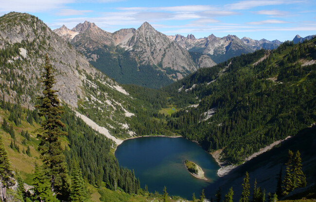 Lake Ann, North Cascades NP