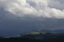 dramatische Landschaft