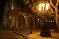 Habana al noche