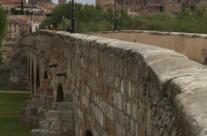 ponte romano en Salamanca