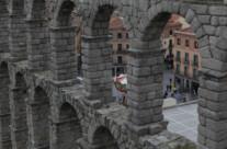 Aquaeduct en Segovia