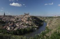 Toledo y el rio Tajo