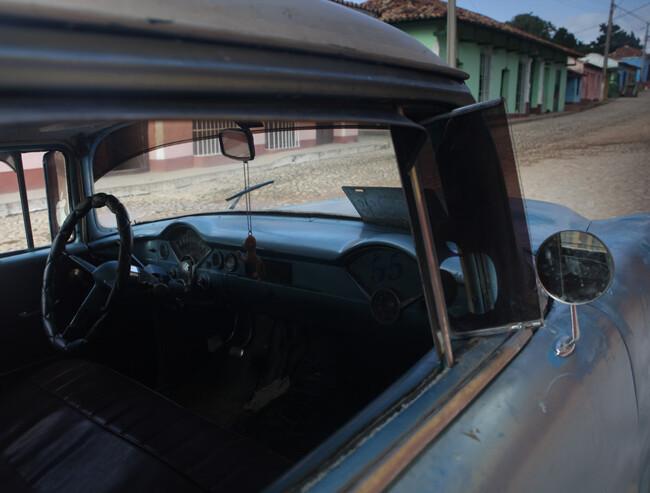 old car still in used