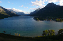 Lake Waterton